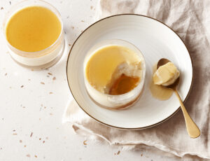 Maple Syrup Pudding