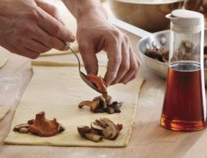 Balsamic Maple Sauce