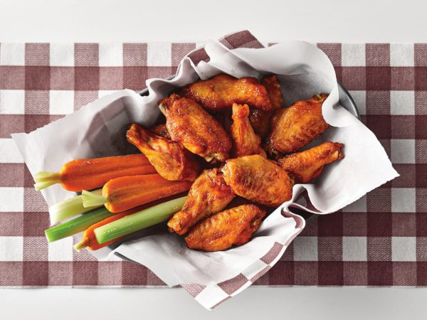 Recipe — Maple Chicken Wings