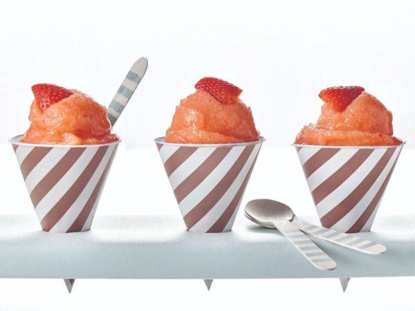 Recipe — Maple Strawberry Slushee