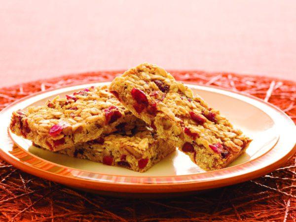Recipe — Granola Bars