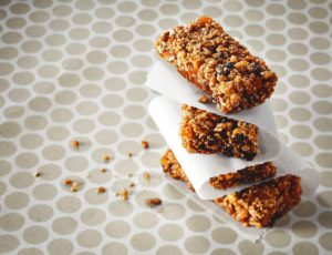 Recipe — Chewy Maple Bars