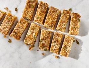 No-Bake Soft Granola Bars