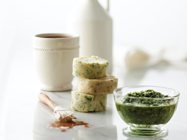 Recipe — Maple and Chive Butter
