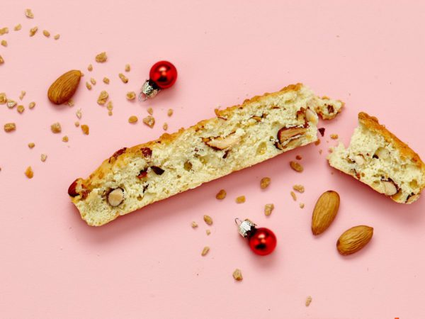 Recipe — Maple Almond Biscotti