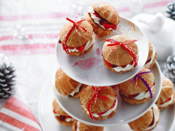 Recipe — Chewy Maple Cream Cookies