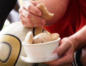 Recipe — Banana and Maple Cookies