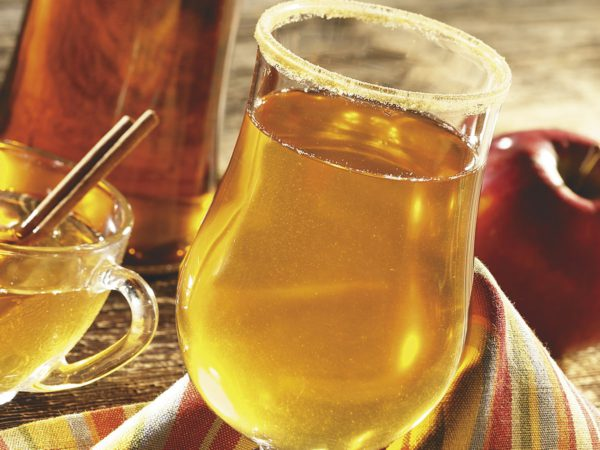 Recipe — Hot Maple Cider