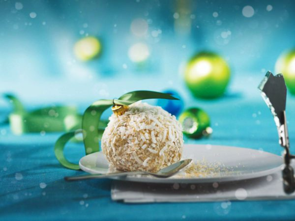 Recipe — Peanut Butter and Maple Snow Balls