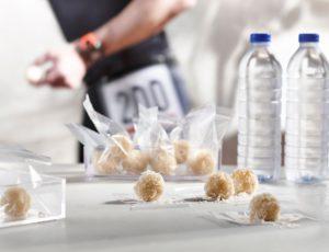 Maple-Coconut Rice Balls