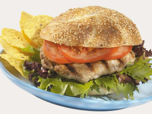 Recipe — Maple Burger