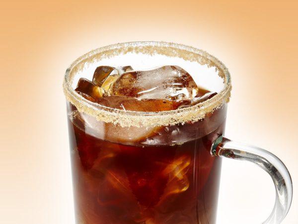 Recipe — Maple Iced Latte