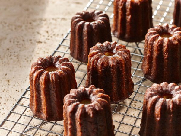 Recipe — Maple Canelés