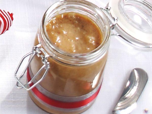 Recipe — Nut and Maple Caramel Sauce