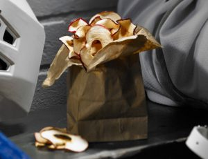 Recipe — Maple-Apple Chips