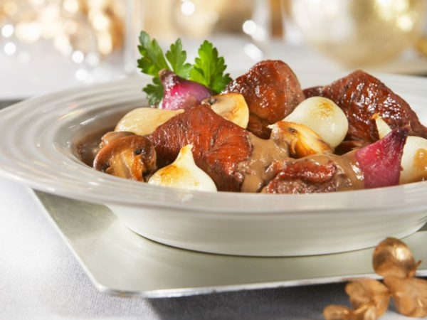 Recipe — Maple Sweet and Sour Turkey Stew