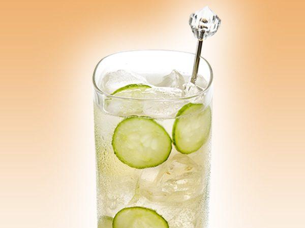 Recipe — Cucumber and Maple Tonic