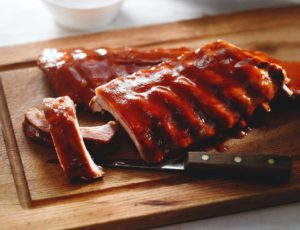 Recipe — Spareribs Marinated in Maple Water