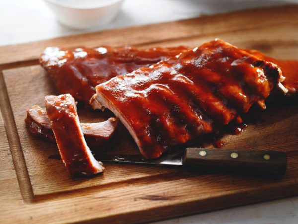 Recipe — Spareribs Marinated in Maple Water