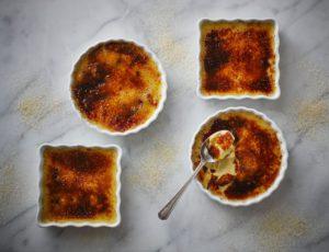 Recipe — Maple Crème Brûlée