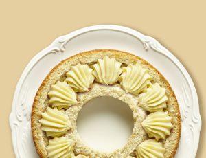 Maple Pastry Cream