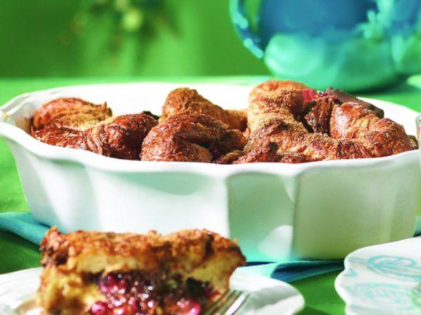 Recipe — Maple Croissants
