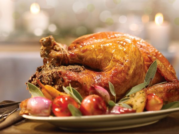 Recipe — Ginger Turkey with Maple Glaze