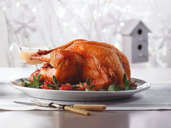Recipe — Maple Water Roast Turkey