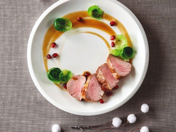 Recipe — Pork Tenderloin Iced with a Piger Hendericus Réduit and Maple