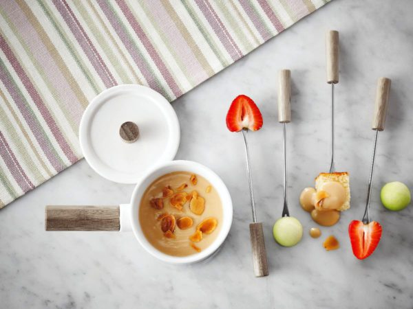 Recipe — Maple Fondue