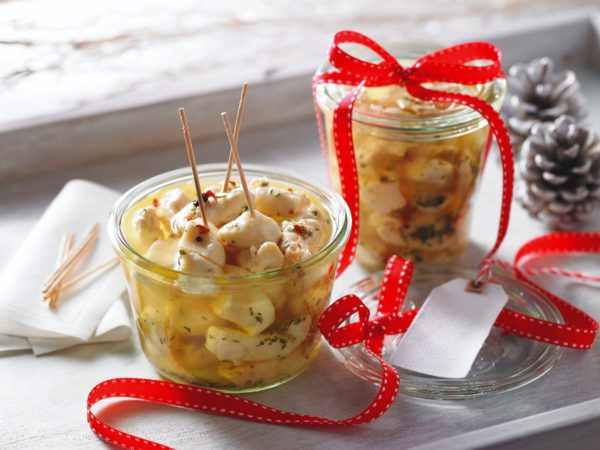 Recipe — Maple-Marinated Cheese