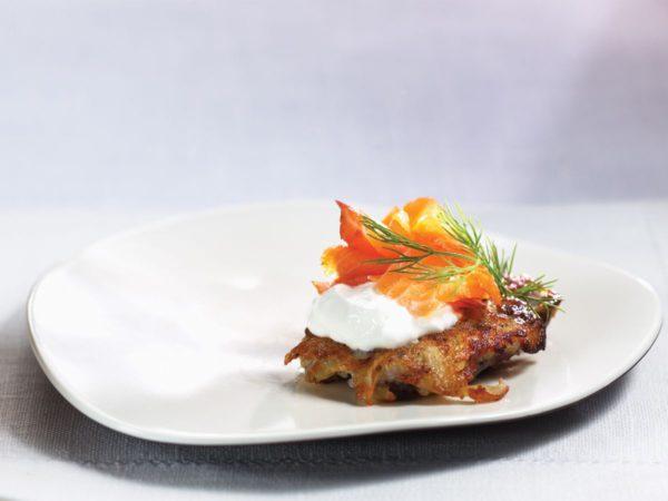 Recipe — Maple Potato Pancakes