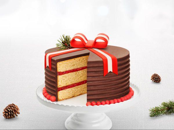 Recipe — Strawberry and Chocolate Maple Cake