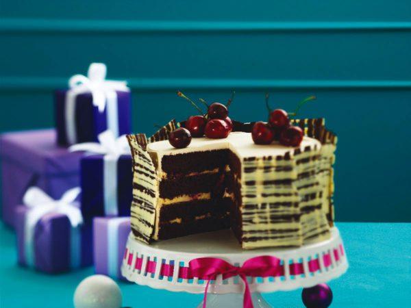 Recipe — Maple Forest Cake