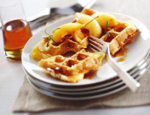 Recipe — Gourmet Waffles