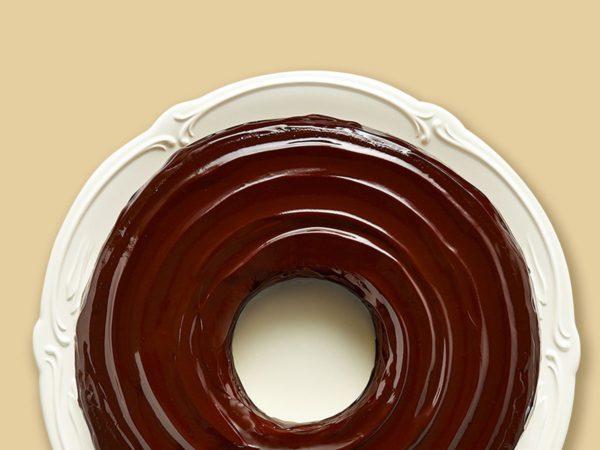 Recipe — Dark Chocolate and Maple Icing