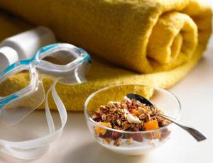 Recipe — Maple Granola