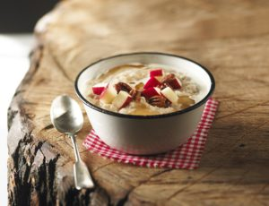 All-Dressed Maple Oatmeal