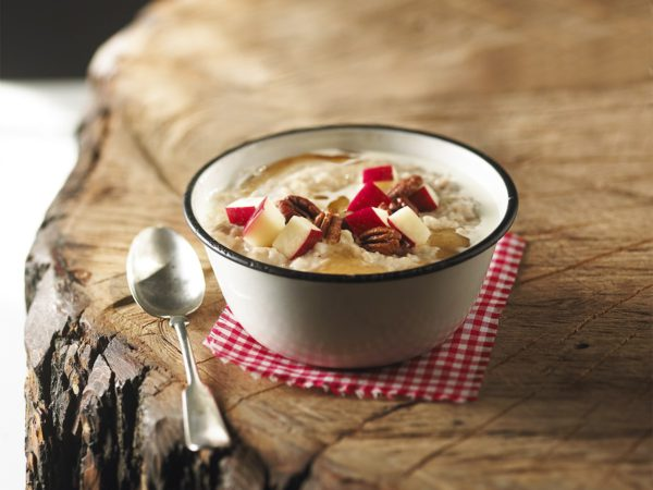 Recipe — All-dressed Maple Oatmeal