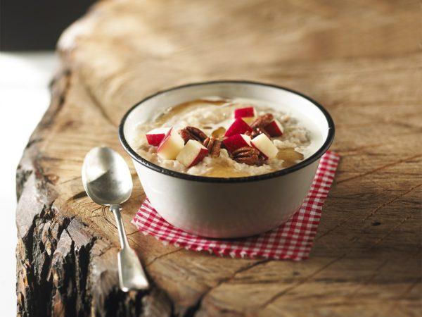 Recipe — All-dressed Maple Oatmeal