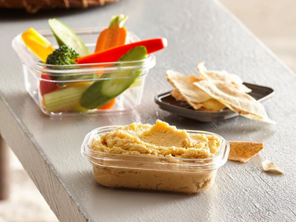 Recipe — Sweet'n Salty Hummus