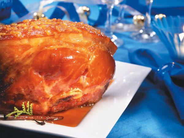 Recipe — Ham with Beer and Maple Syrup