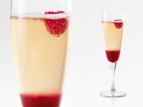 Recipe — Raspberry and Maple Kir