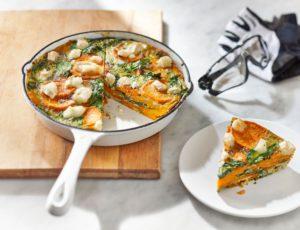 Recipe — Antoine's Maple Frittata