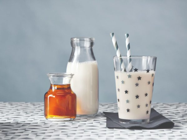 Recipe — Maple Milk