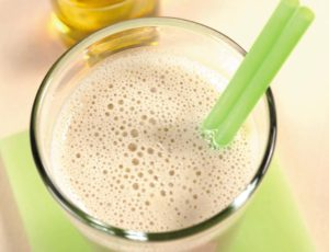 Banana-Maple Soy Smoothie