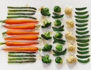 Maple-Glazed Vegetables