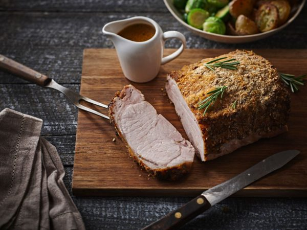 Recipe — Maple Syrup and Rosemary Pork Loin