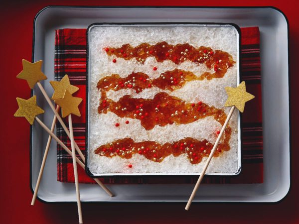 Recipe — Magical Maple Taffy on Snow