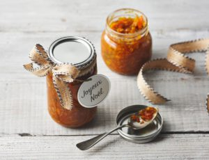 Vanilla and Maple Clementine Marmalade